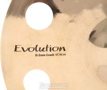 "Sabian HHX 18"" EVOLUTION O-ZONE CRASH"