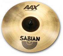 "Sabian AAX 18"" SATURATION CRASH"
