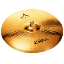 "Zildjian 22"" A Medium Heavy Ride Brilliant A0052"
