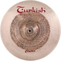 "Turkish Clatter 14"" Crash cintányér, CT-C14"