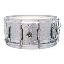 "Gretsch Brooklyn Series 14""x6.5"" pergődob Chrome Over Brass Shell, GB4164HB"