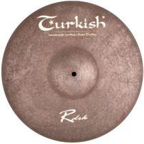 """Turkish Raw Dark 17"""" CRASH cintányér, RDRK-C17"""