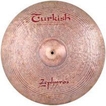 "Turkish Zephyros 22"" RIDE cintányér"