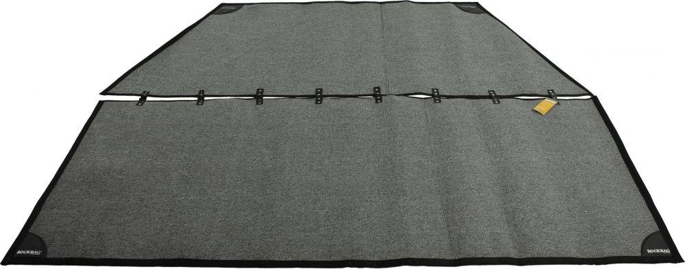 Warwick RockBag RB22200B Drum Carpet 160x200 cm Black