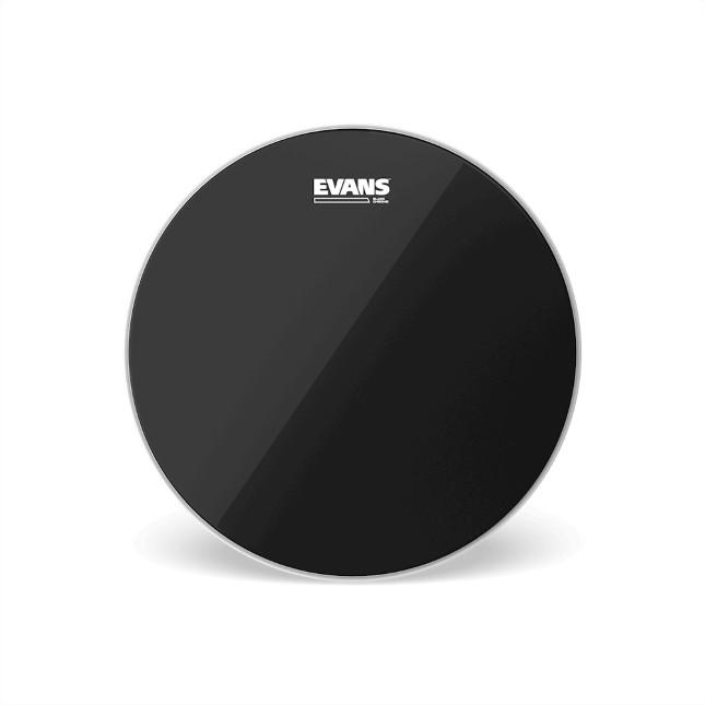 Evans Black Chrome dobbőr TT08CHR