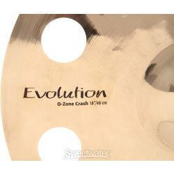 "Sabian HHX 18"" EVOLUTION O-ZONE CRASH"