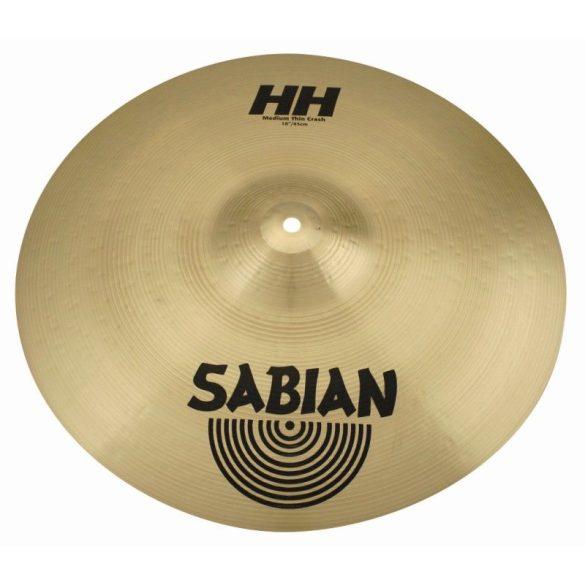 "Sabian Hand Hammered 18"" THIN CRASH"