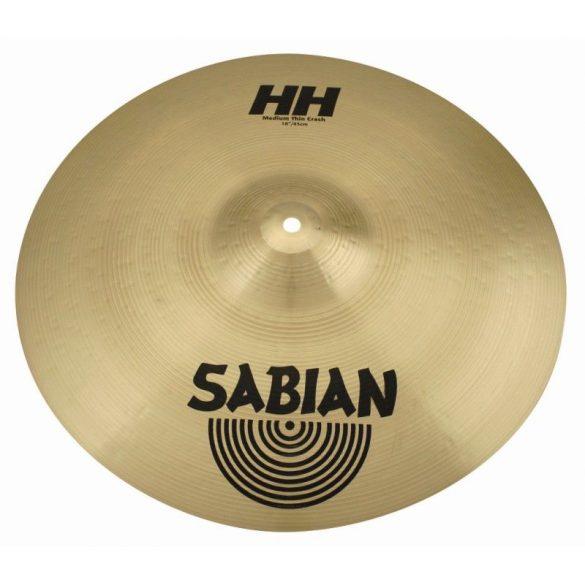 """Sabian Hand Hammered 18"""" MEDIUM-THIN CRASH"""