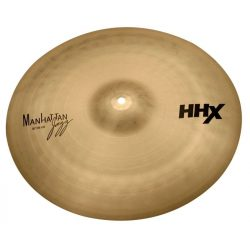 "Sabian HHX 18"" MANHATTAN JAZZ CRASH"