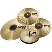 Sabian HHX X-Treme/Groove Pack 15089XN-15