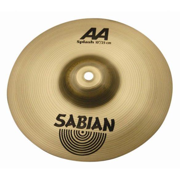 """Sabian AA 10"""" SPLASH"""