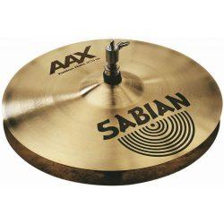 """Sabian AAX 13""""  Fusion Hi-Hats lábcintányér, 21350XB"""