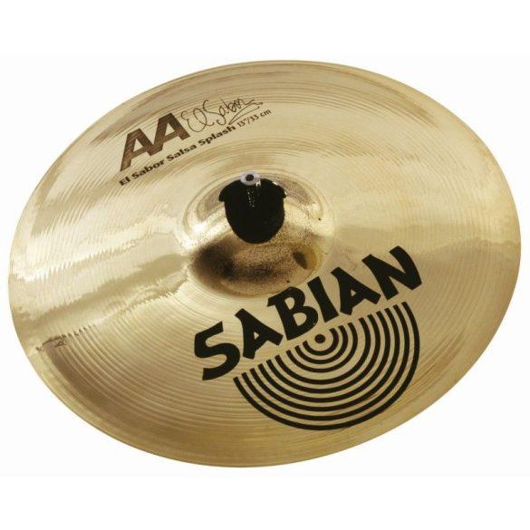 """Sabian AA 13"""" EL SABOR SALSA SPLASH"""