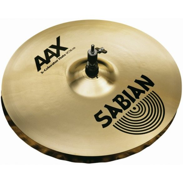 "Sabian AAX 14"" X-CELERATOR HATS lábcintányér, 21402XL"