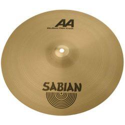 """Sabian 15"""" AA Thin crash"""