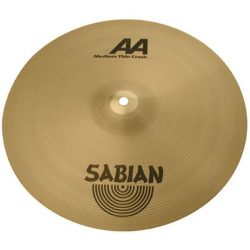"Sabian 15"" AA Thin crash"