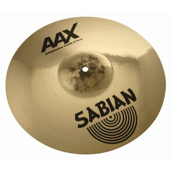 """Sabian AAX 15"""" X-PLOSION CRASH"""