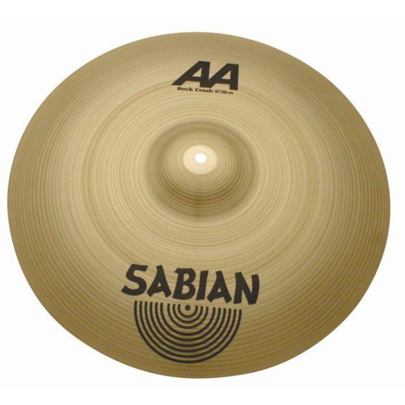 """Sabian AA 19"""" ROCK CRASH"""