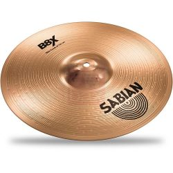 "Sabian 14"" B8X Thin Crash cintányér, 41406X"