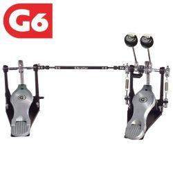 Gibraltar 6000 series dupla pedál 6711DB