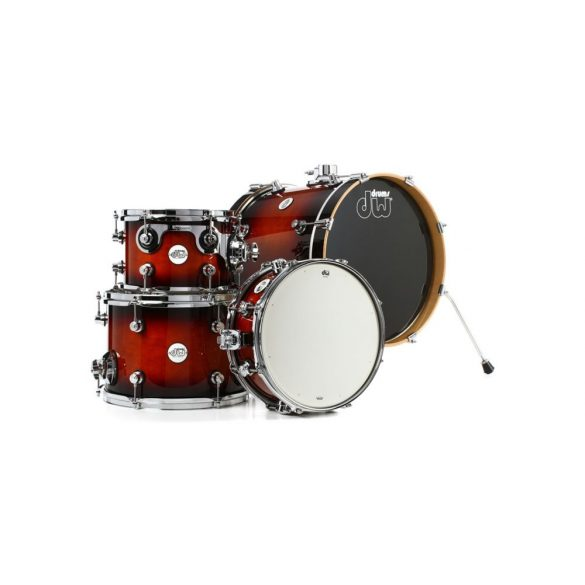 "DrumWorkshop DESIGN Mini Pro 16  (16-10-13-12S"") shell pack"
