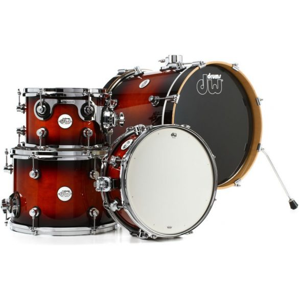 "DrumWorkshop DESIGN Mini Pro 18  (18-10-13-13S"") shell pack"