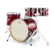 DrumWorkshop  DESIGN SERIES  (22-10-12-16) shell pack