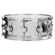 "Drum Workshop Stainless Steel  14"" x 6,5"" pergődob, 802428"