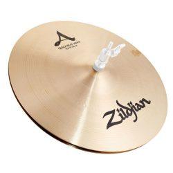 """Zildjian 14"""" A ZILDJIAN QUICK BEAT Hi-Hats lábcintányér, A0150"""