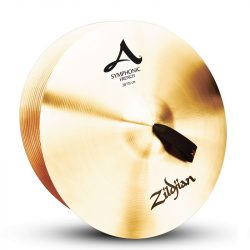 "Zildjian 20"" SYM-FRENCH TONE PAIR, A0429"