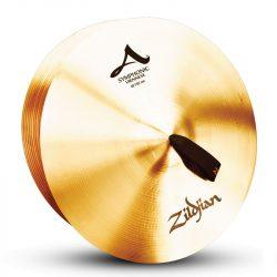 "Zildjian 18"" SYM-VIENNESE TONE PAIR"
