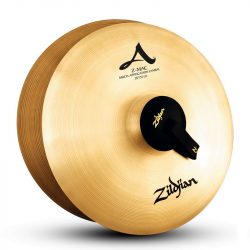 "Zildjian 20"" Z MAC (AZ) PAIR WITH GROMMETS"