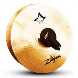 "Zildjian 18"" STADIUM SERIES MEDIUM PAIR"