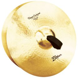 "Zildjian 18"" CLASSIC ORCHESTRAL SELECTION MEDIUM LIGHT PAIR"