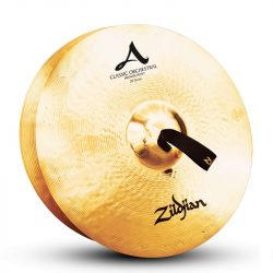 "Zildjian 20"" CLASSIC ORCHESTRAL SELECTION MEDIUM HEAVY PAIR"