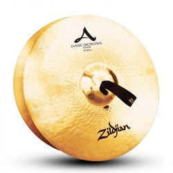 "Zildjian 19"" CLASSIC ORCHESTRAL SELECTTION MEDIUM PAIR"