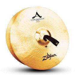 "Zildjian 19"" CLASSIC ORCHESTRAL SELECTTION MEDIUM PAIR"