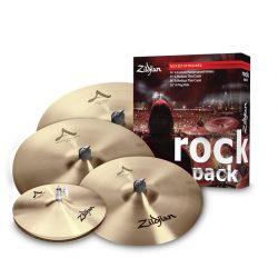 """Zildjian Avedis Rock Pack 14""""H,17""""-19""""C,20""""R A0801R"""