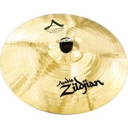 "Zildjian 16"" A CUSTOM CRASH BRILLIANT"