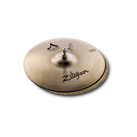 """Zildjian 14"""" A CUSTOM MASTERSOUND Hi-hats lábcintányér, A20550"""