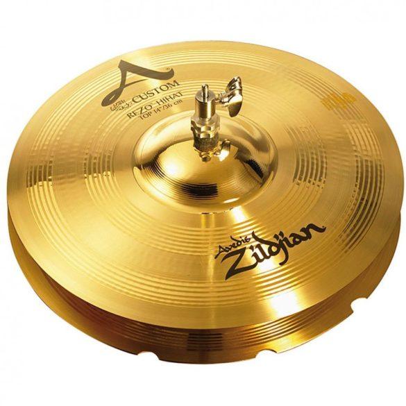 """Zildjian 14"""" A CUSTOM REZO Hi-Hats lábcintányér, A20800"""