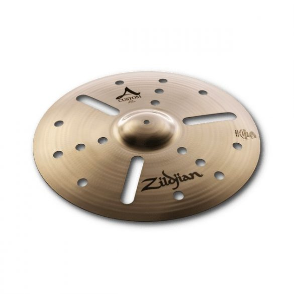 """Zildjian 14"""" A CUSTOM EFX cintányér, A20814"""