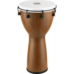 "MEINL Percussion Alpine Series Djembe, Synthetic Head, Barnwood 12"", ADJ12-BW"
