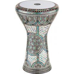 "MEINL Percussion Artisan Edition Egypt Doumbek, Fehér Gyöngy, Mosaic Palace 8 3/4 "",  AEED3"
