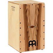 MEINL Percussion Artisan Edition Cajon Seguiriya Line Indian Heartwood, AESELIH