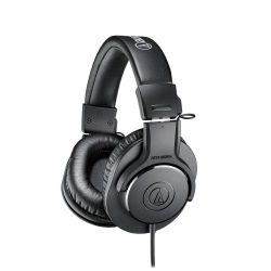 Audio-Technica ATH-M20x Zárt dinamikus sztereó stúdió fejhallgatóAudio-Technica ATH-M20x fejhallgató