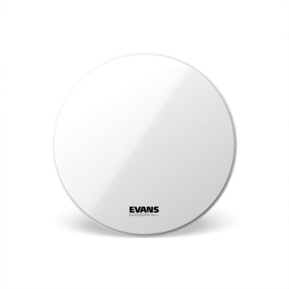 Evans EQ3 Smooth White nagydob frontbőr BD16RSW-NP