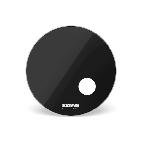 Evans EQ3 Resonant nagydob frontbőr BD22RB