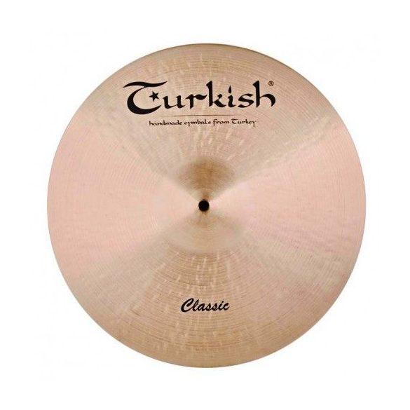 """Turkish Classic 14"""" Crash cintányér, C-C14"""