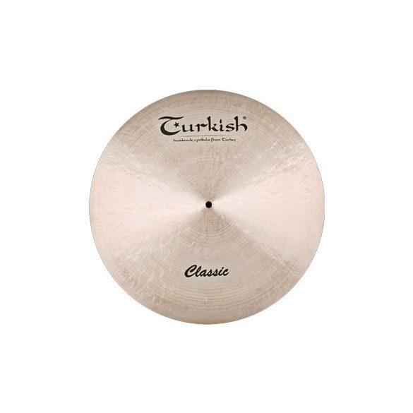 """Turkish Classic 14"""" PAPER THIN  Crash cintányér, C-CPT14"""